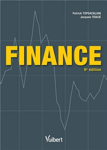 9782311013788: Finance