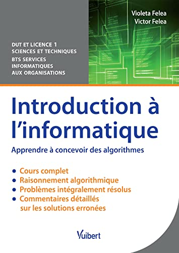 INTRODUCTION A L INFORMATIQUE: FELEA
