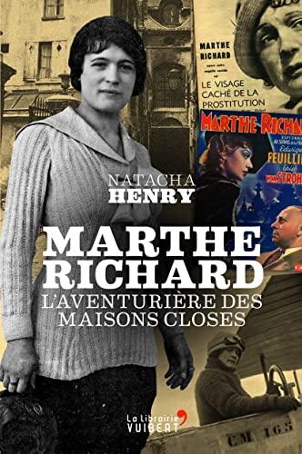 MARTHE RICHARD AVENTURIERE DES MAISONS C: HENRY NATACHA