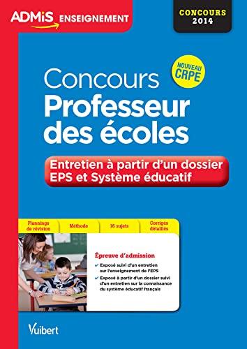 Concours Professeur des écoles - EPS et: Marc Loison