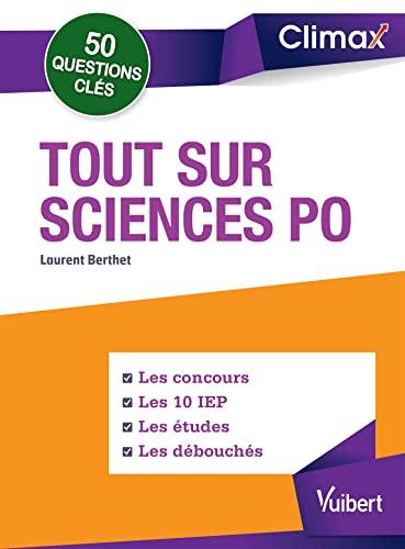9782311400526: Tout sur Sciences Po