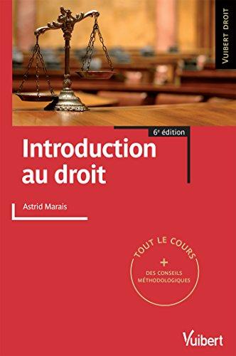 9782311401073: Introduction au Droit 6e Edt