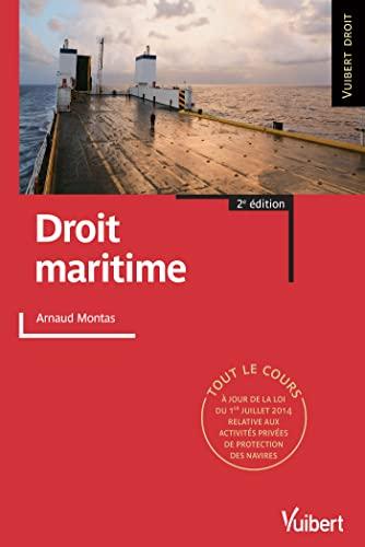 droit maritime (2e édition): Arnaud Montas