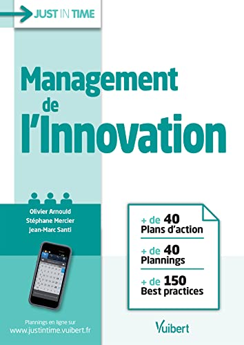 MANAGEMENT DE L'INNOVATION: COLLECTIF 1RE ED2015