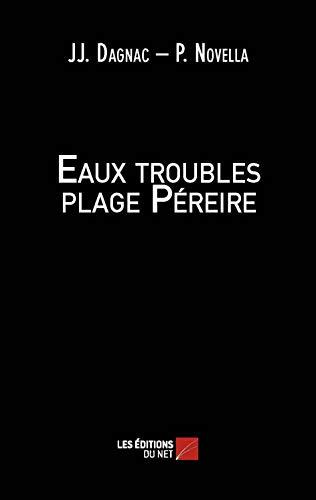 9782312014258: Eaux troubles plage Péreire