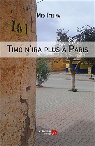 9782312025360: Timo N'Ira Plus a Paris