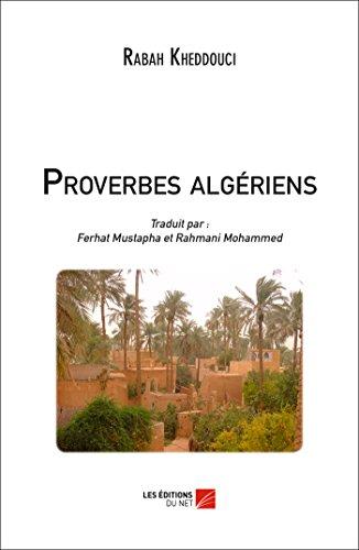 9782312037080: Proverbes Algeriens