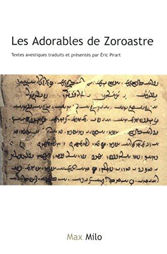 Les adorables du Zoroastre: Eric Pirart