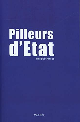 9782315006366: Pilleurs d'Etat (French Edition)