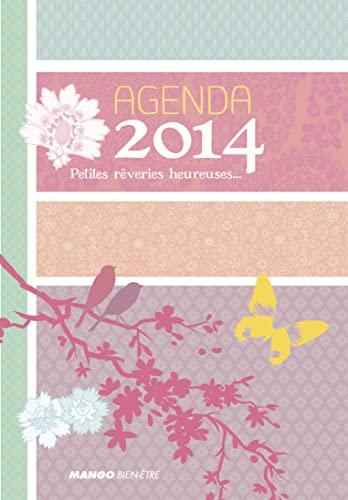 9782317003943: Agenda 2014 Petites r�veries heureuses...