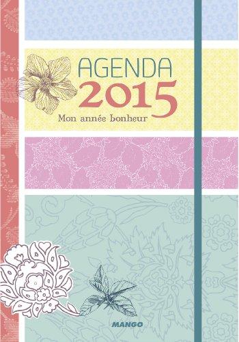9782317004049: Mon année bonheur Agenda 2015