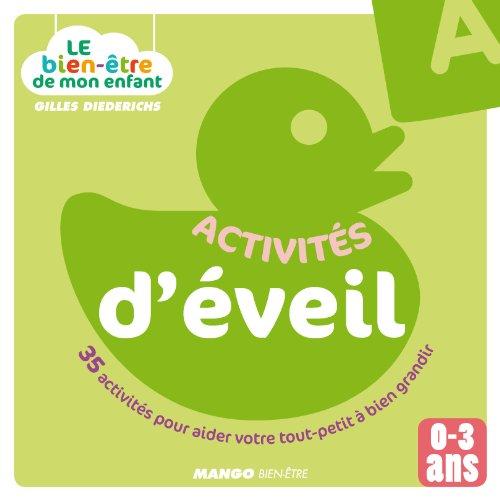 9782317004148: Activites d'éveil -35 activités pour aider votre tout-petit à bien grandir
