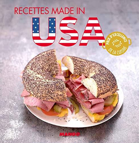 9782317007699: Recettes made in USA