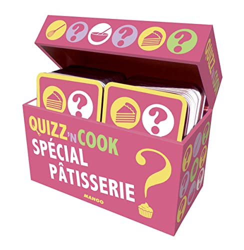 9782317007811: Quizz'N Cook Special Patisserie