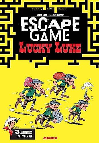 9782317015434 Escape Game Lucky Luke 3 Aventures Au Far