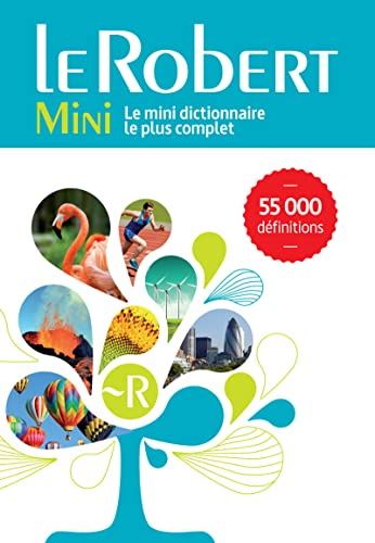 9782321003892: Le Robert Mini Langue Francaise (French Edition)