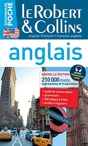 9782321004523: Dictionnaire poche Le Robert & Collins Poche anglais - francais / francais - anglais - French / English / French Dictionary (French Edition)