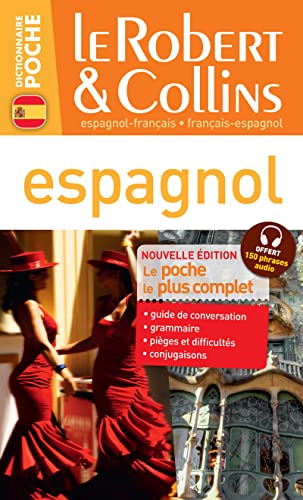 9782321004547: Dictionnaire Le Robert & Collins Poche espagnol (Spanish Edition) (Spanish and French Edition)
