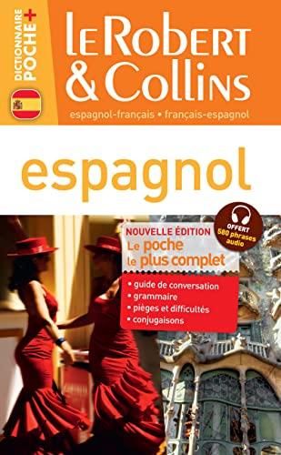 Le Robert & Collins Poche + espagnol: Collectif