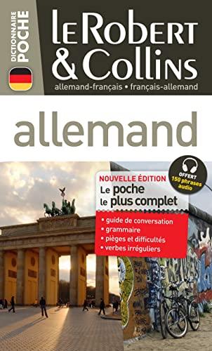9782321004561: Dictionnaire Le Robert & Collins Poche allemand