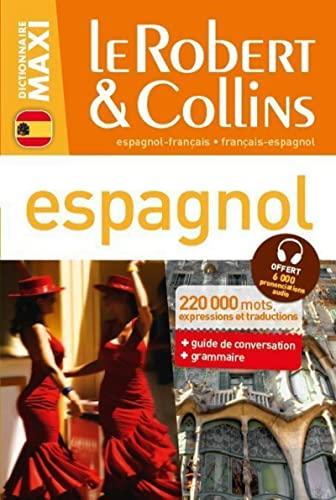 Le Robert & Collins Maxi espagnol: Collectif