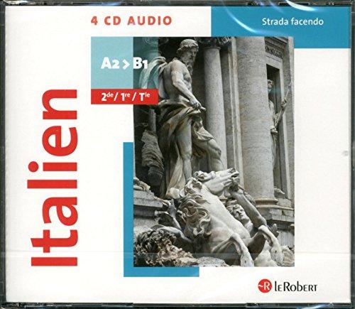 Italien A2B1, 2de/1re/Tle - 4 CD audio: Collectif