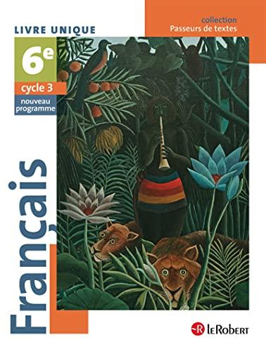 9782321005308 Francais 6e Livre Unique Abebooks