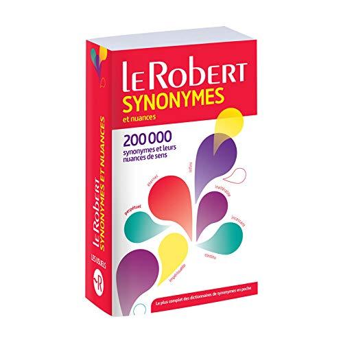 9782321005346: Dictionnaire des Synonymes et Nuances (Les usuels) (French Edition)