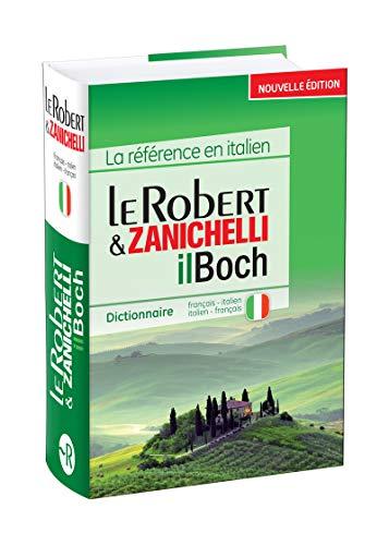 9782321005629: Le Robert & Zanichelli il Boch - Dictionnaire francais - Italien / Italien - francais (French and Italian Edition)