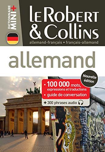 9782321006220: Le Robert & Collins dictionnaire mini+ allemand-francais / francais - allemand (French and German Edition)