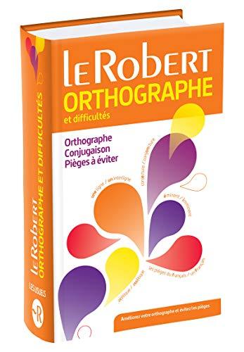9782321006671: Dictionnaire d'orthographe et de difficult�s du fran�ais