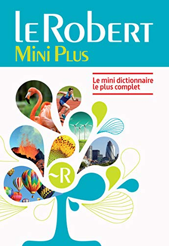 9782321006824: Dictionnaire Le Robert mini plus