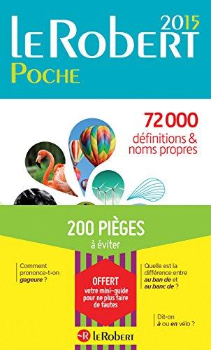 9782321006862: Robert de Poche 2015 + prime