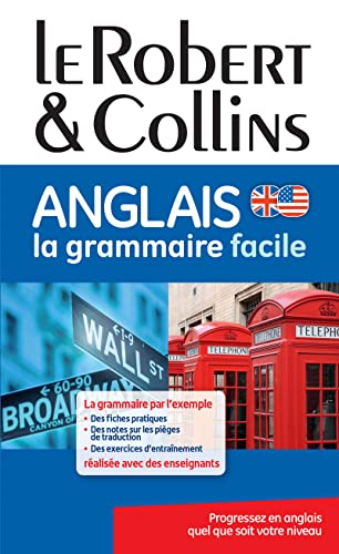 9782321006909: Le Robert & Collins Anglais La grammaire facile (French Edition)