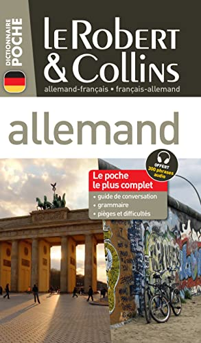 9782321006961: Le Robert et Collins Dictionnaire Poche francais - allemand / allemand -francais [ German & French) (French and German Edition)