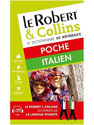 Le Robert & Collins poche italien: Collectif