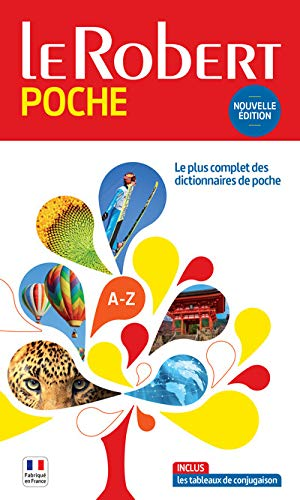 Le Robert de poche 2017 (French Edition): Collectif