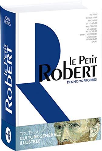 Le Petit Robert des noms propres 2017: Collectif