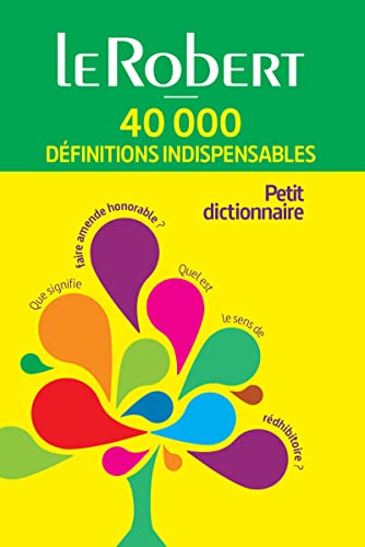 40 000 définitions indispensables: Collectif
