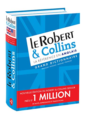 9782321009023: Dictionnaire Le Robert & Collins Anglais - Senior