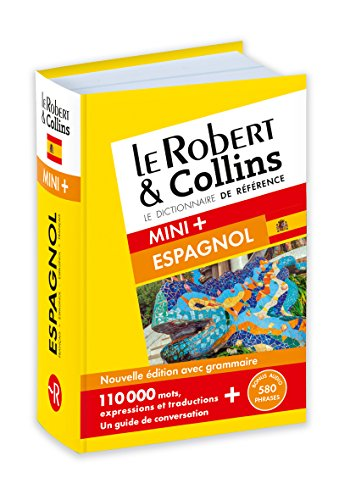 9782321011439: Le Robert & Collins mini+ espagnol (Dictionnaire mini)