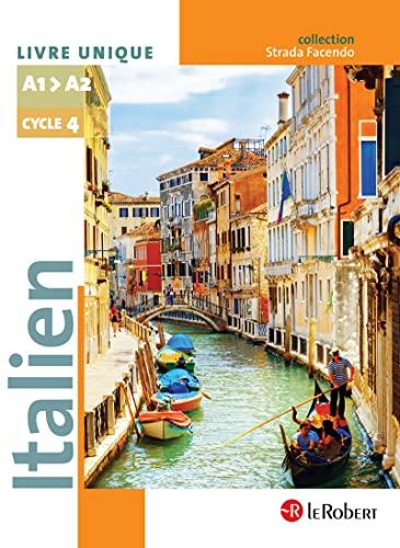 9782321011620: Italien Collège A1-A2 Cycle 4 - 5e/4e/3e - Strada facendo - Manuel de l'élève