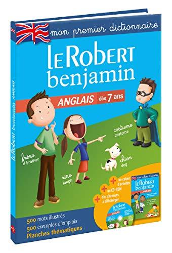 9782321013310: Le Robert Benjamin Anglais - Dès 7 ans - CP-CE