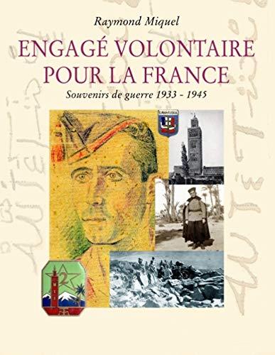 9782322026227: Engagé volontaire pour la France