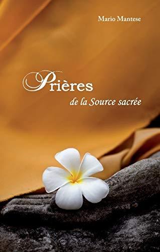 9782322028221: Prières de la Source Sacrée