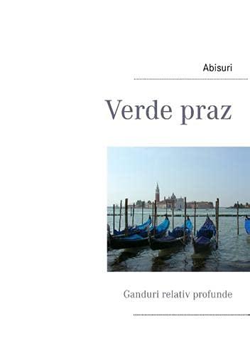 9782322030088: Verde praz (Italian Edition)