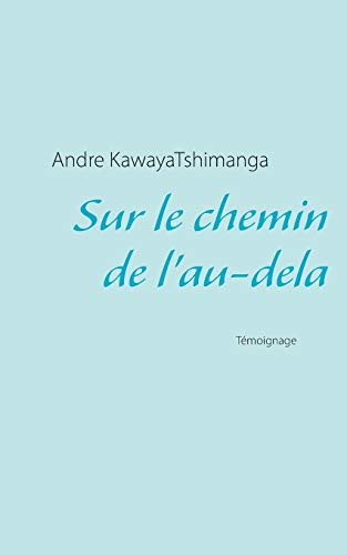 9782322031092: Sur Le Chemin de L'Au-Dela (French Edition)