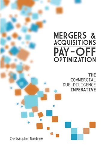 9782322036301: Mergers & acquisitions pay off optimization : The commercial due diligence imperative