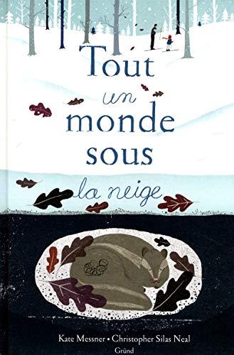 9782324000478: Tout un monde sous la neige (French Edition)