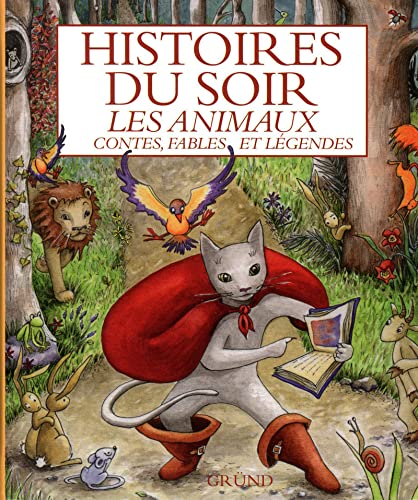 9782324000508: Histoires du soir : les animaux (French Edition)
